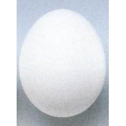 """Jajko styropianowe """"przepiórcze"""" 4,5 cm"""