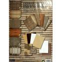 Karton motywowy zestaw Bambus