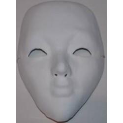 Maska wąska broda 21 cm