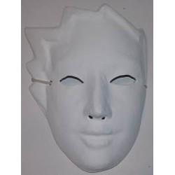 Maska z zygzakiem 23 cm