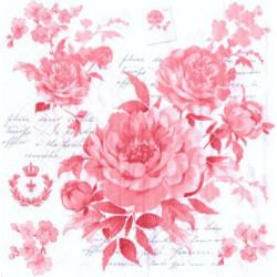 Serwetki do decoupage - róze