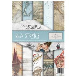 Zestaw Morskie opowieści