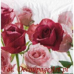 Serwetki do decoupage - niezapominajki