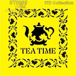 Szablon herbata