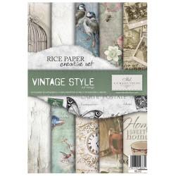 Zestaw Vintage Style