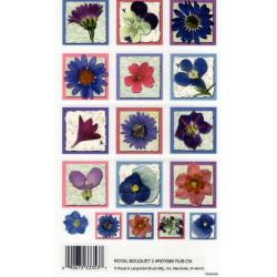 Kalkomania artystyczna - Royal Bouquet 2