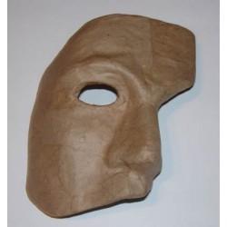 Maska męska połowka