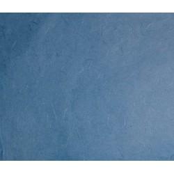 Bibuła jedwabna 47x64 cm - ciemno-niebieska