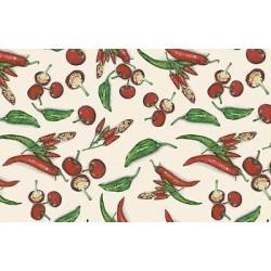 Papier Tassotti do decoupage 50x70 cm - Papryczki