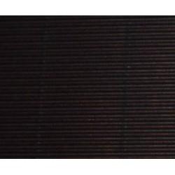 Tektura falista - fala E - 50x70 - czarna