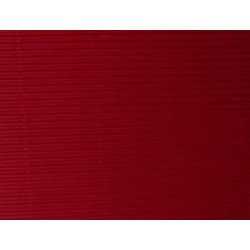 Tektura falista - fala E - 50x70 - czerwona