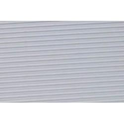Tektura falista - fala E - 25x35 - biała