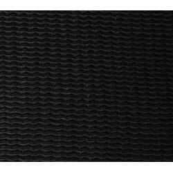Tektura falista rozciągliwa stretch 25x35 - czarna