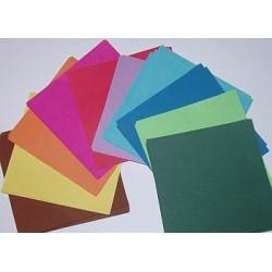 Papier do origami kwadrat 10 cm mix 100 szt