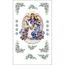 Kalkomania artystyczna - Roses Angel