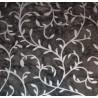 Batik accanthus czarny