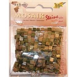 Mozaika marmur zielona 700 elementów