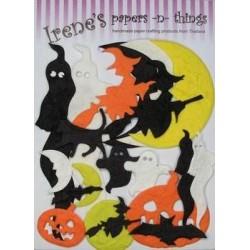 Aplikacja papierowa - Halloween