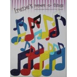 Aplikacja papierowa - Music
