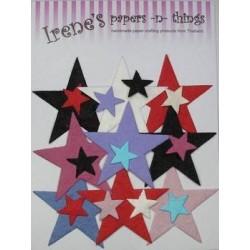 Aplikacja papierowa - Stars