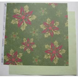 Design Paper gwiazda betlejemska