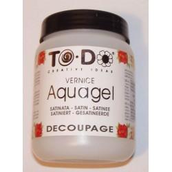 Aqua Gel - lakier satynowy 200 ml