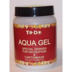 Aqua Gel - lakier matowy 200 ml