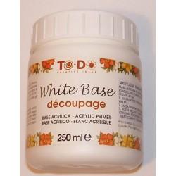 White Base farba podkładowa 250 ml