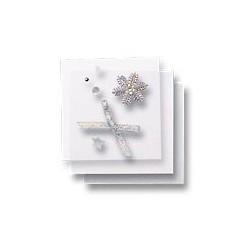 Zestaw elementów do dekorowania - kryształy lodowe