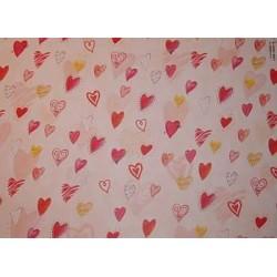 Karton motywowy serca