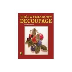"""Książka """"Trójwymiarowy decoupage"""""""