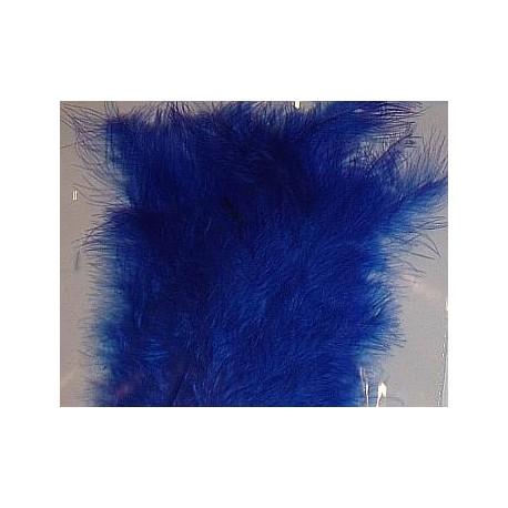 Kolorowe piórka ciemno-niebieskie