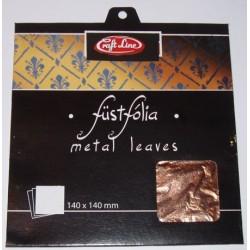 Metal Leaves (copper) - Cienkie arkusze folii miedziane