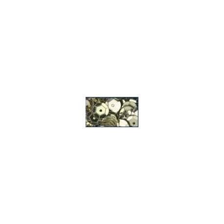 Cekiny jasne złoto 6gr