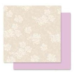 Design Paper beżowe róże