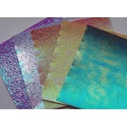Papier do origami kwadrat opalizujący 14 cm 50 szt (3114)