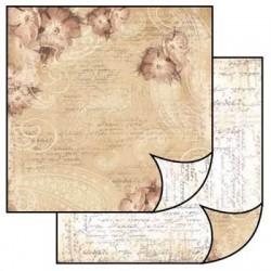 Papier do scrapbookingu dwustronny 31,2x30,3 cm - Fiori