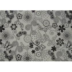 Kalka black&white - Retro