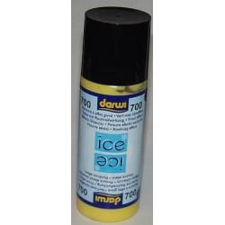 Farba ICE - efekt szronu Jaune (żółty)