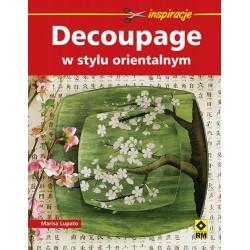 """Książka """"Decoupage w stylu orientalnym"""""""