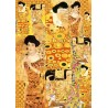 Papier Classico do decoupage 50 x 70 cm DFG325 Klimt 2