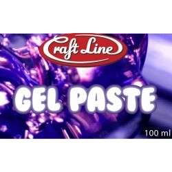 GEL PASTE 100ml - pasta żelowa
