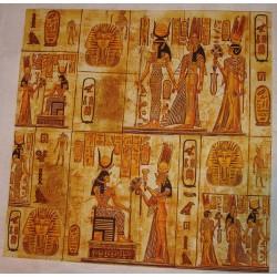 Serwetki do decoupage - Egipt freski