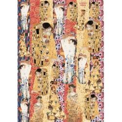 Papier Classico do decoupage 50 x 70 cm Klimt Pocałunek DFG191