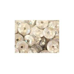 Cekiny holograficzne srebrne 6gr