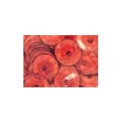 Cekiny holograficzne czerwone 6gr