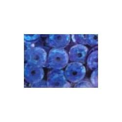 Cekiny holograficzne niebieskie-royal 6gr