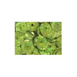 Cekiny holograficzne jasno-zielone 6gr