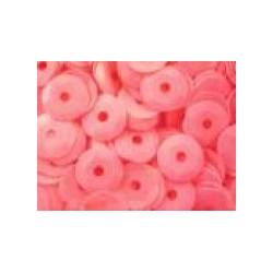 Cekiny różowe 6gr