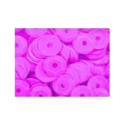 Cekiny ciemno-różowe 6gr